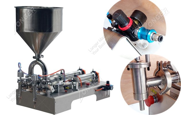 Manual Filling Machine