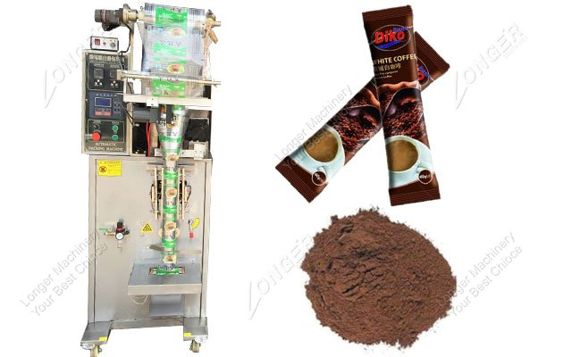 Instant Coffee Packaging Machine