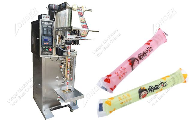 Philippines Ice Candy Packing Machine For Sale