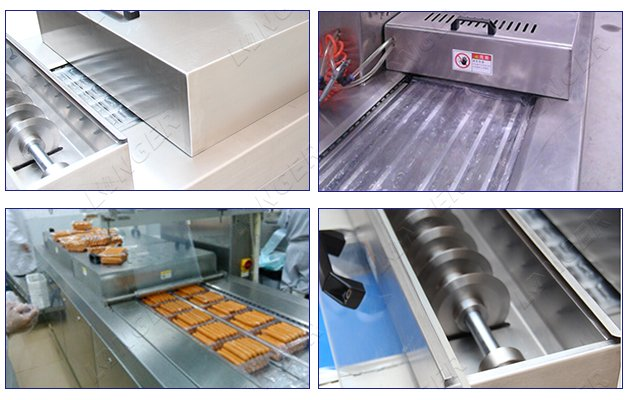 meat vacuum packing machine factory
