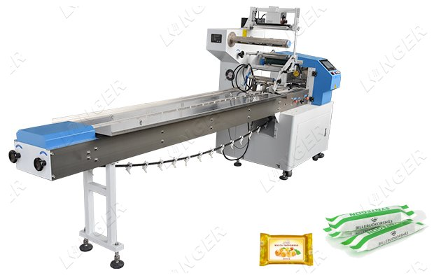 Individual Confectionery Candy Packaging Machine