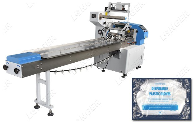 Automatic Nitrile Glove Packing Machine Supplier