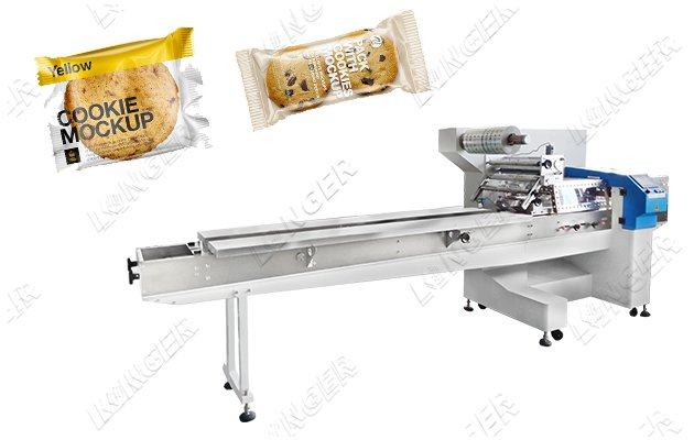 Automatic Biscuit Packing Machine Factory...