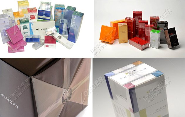 cellophane packaging machine manufacturer