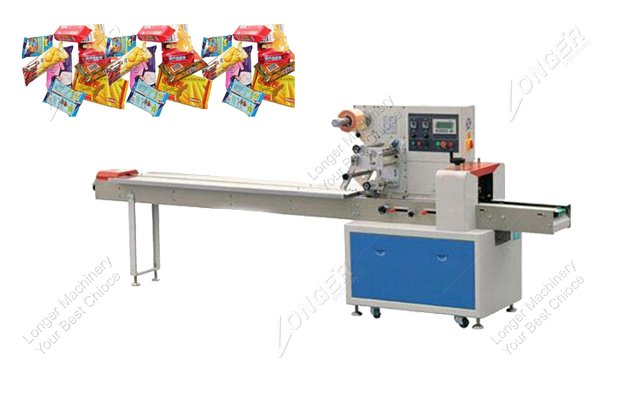 Cookie Packaging Machine