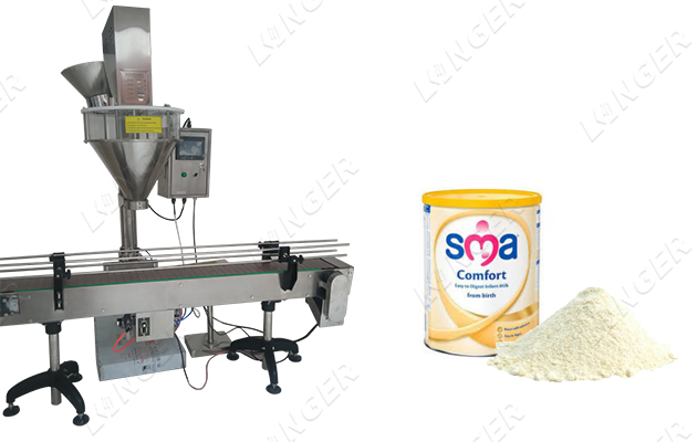 Milk Powder Filling Packing Machine