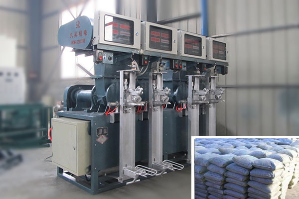 10 Kg Cement Packing Machine