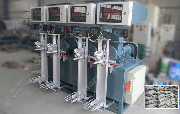 Inline Packaging Machine For Cement