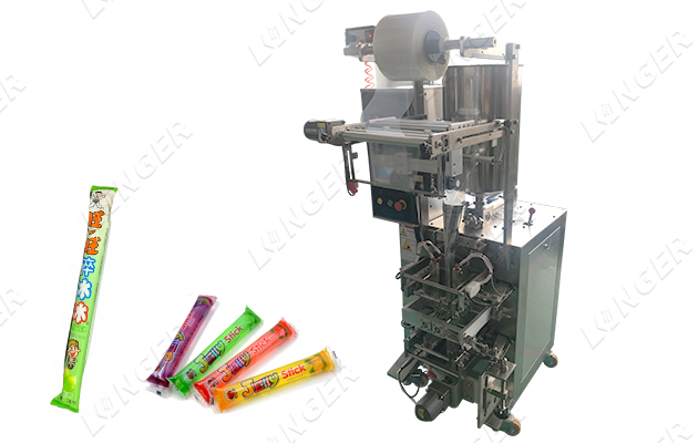 automatic jelly filing machine