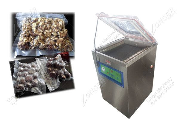 Cashew Nuts Vacuum Packaging Machine