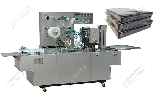 DVD Cellophane Wrapping Machine