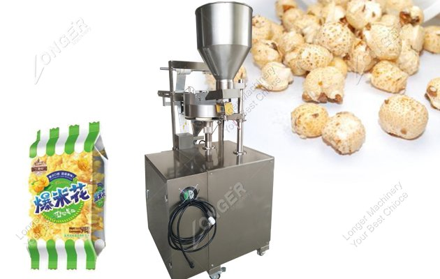Packing Machine For Popcorn