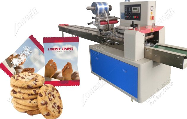 Small Cookie Packaging Machine