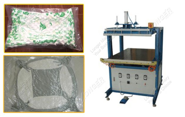 NY 120 Pillow Compression Machine