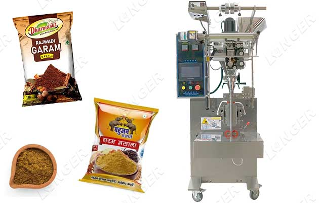 Automatic Masala Packing Machine